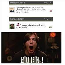 Kelso Burn Meme - burn meme by larsonty memedroid