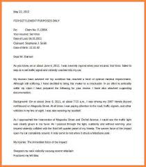3 sample demand letter to insurance company for personal injury