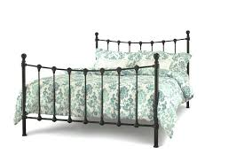 Iron King Bed Frame Steel King Size Bed Frame Successnow Info