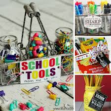 school gifts diy back to school gifts that are