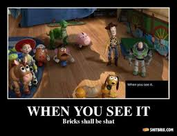 Funny Blow Job Meme - im never going to look at toy story the same imgur