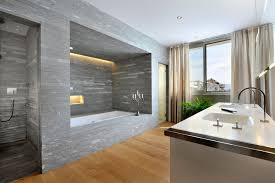 Masculine Bathroom Designs Simple Open Master Bathroom Design Bathroom2 Cool Contemporary