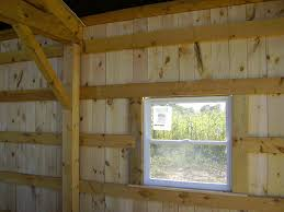 How To Build A Pole Shed Roof by Pole Barn Kits You Can Build Yourself