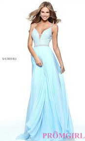 formal evening ball gowns pageant dresses promgirl