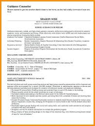 guidance counselor resume sle resume for high school guidance counselor danaya us