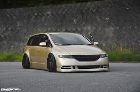 stanced mitsubishi galant made in japan yusaku u0027s awesome honda odyssey stancenation
