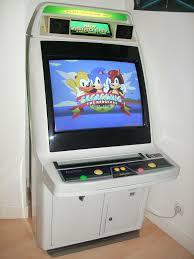 Sega Astro City Arcade Cabinet by Segasonic Monté Sur Astro City