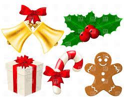 free christmas clip art vector clip art decoration