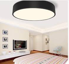 round 40w led ceiling light fixture l bedroom kitchen modern led ceiling light round simple decoration fixtures study
