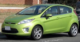 read about the history of the ford fiesta compact car