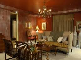earth tone paint color applied on room concept homesfeed