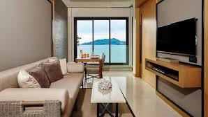 One Bedroom by One Bedroom Suite Ocean View Amari Phuket