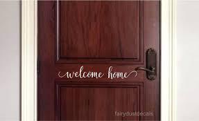 Door Decals For Home by Front Door Winsome Front Door Vinyl Decal Ideas Front Door