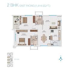 2 bhk home design modern bhk kerala home design at inspirations and new house 3