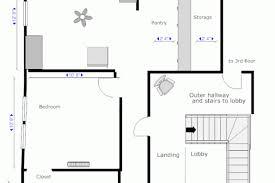 draw a floor plan draw simple floor plans floor plan template excel simple