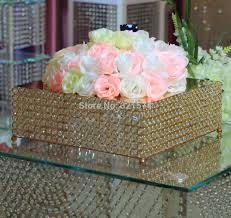 cheap wedding cake stands compare prices on crystal cake plate online shopping buy low
