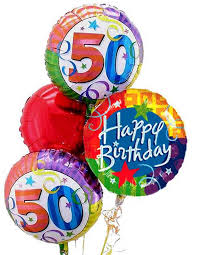 50th birthday balloons delivered free happy 50th birthday images free clip free clip