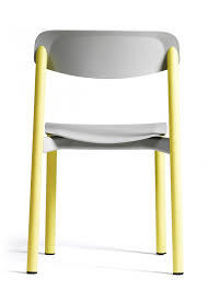 Modern Contract Furniture by Penne Chair With Wood Legs Icf