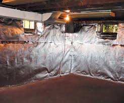 How To Insulate Basement Walls by Thermaldry Basement Wall Insulation Basement Systems