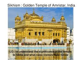 sikhism golden temple lesson by victoriabennett teaching