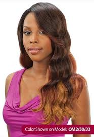 invisible hair saga remy hair lace front wig glamorous invisible l part