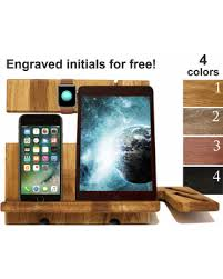 phone charger organizer amazing deal on docking station wood charging station organizer
