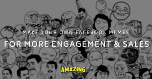 How To Make A Facebook Meme - how to quickly make your own facebook memes for more engagement