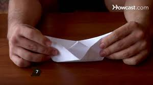 How To Make Boat From Paper - how to make a paper boat