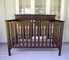 sweetpickins graco lauren convertible classic crib in classic