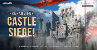castle siege lineage 2 revolution castle siege is about to begin gameshogun