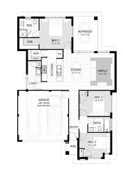 house plans 3 bedroom 3 bedroom home designs perth nrtradiant