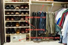 how to organize a closet how to organize your closet step 2 outfitting your space