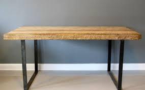 Diy Reclaimed Wood Desk Reclaimed Wood Desk Top Home Decor Furniture Onsingularity