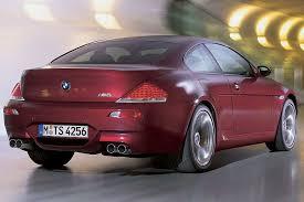 2007 bmw m6 horsepower 2007 bmw m6 overview cars com