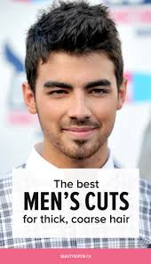 the best men u0027s cuts for thick coarse hair beautyeditor