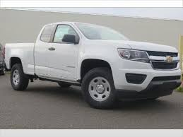 Chevy Colorado Bed Size 2017 Chevrolet Colorado Extended Cab Pricing For Sale Edmunds