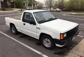 Dodge Ram 92 - big fan small truck 1987 dodge ram 50