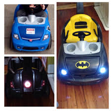 halloween costumes car diy kids batmobile push car batman homemade diy pinterest