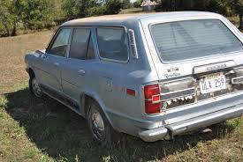 mazda wagon 1973 mazda rx3 wagon barn find indeed rx7club com mazda rx7