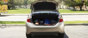 trunk space toyota corolla 2016 toyota corolla in los angeles los angeles county toyota