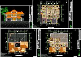 free building plans in autocad format homes zone
