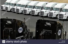 freightliner trucks freightliner trucks trucking truck stock photo royalty free image