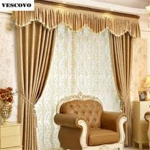Gold Velvet Curtains Buy Gold Velvet Curtains And Get Free Shipping On Aliexpress