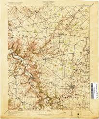 Ohio Area Code Map Ohio Historical Topographic Maps Perry Castañeda Map Collection