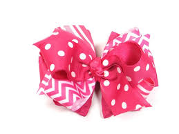 hair bows pink bowtique pinkbowtique valentines hair bows baby