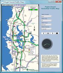 wsdot seattle traffic map animating traffic map image data windows presentation foundation