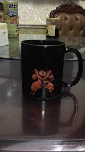 ceramic dragon ball magic mug goku design color changing cup buy