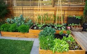 Vegetable Garden Bed Design by 41 Backyard Raised Bed Garden Ideas