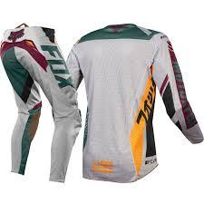 motocross gear san diego fox racing new 2016 mx le 360 san diego divizion grey green