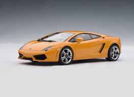 Lamborghini Murcielago Orange - autoart lamborghini model cars to buy